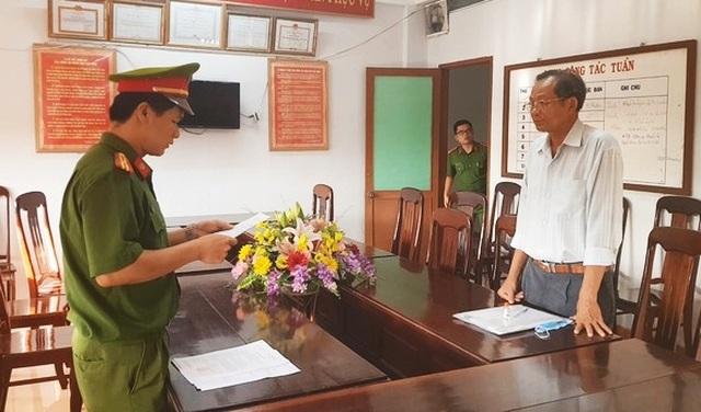 Phú Yên: Khởi tố nguyên Phó Chủ tịch UBND thị xã Sông Cầu - 2