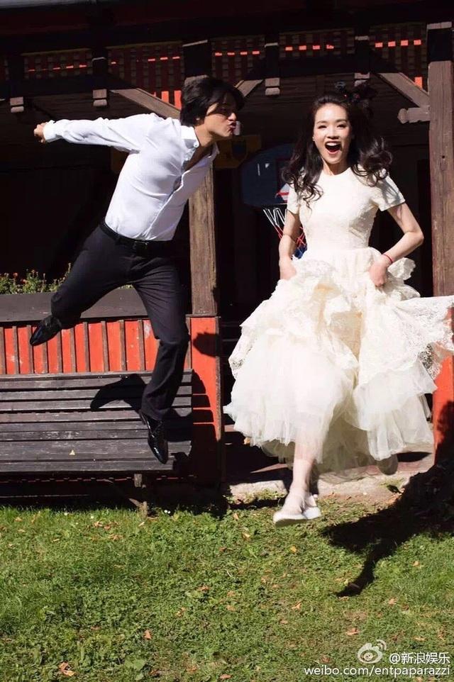 Hôn nhân kín tiếng nhưng viên mãn của mỹ nhân gợi cảm Thư Kỳ - 3