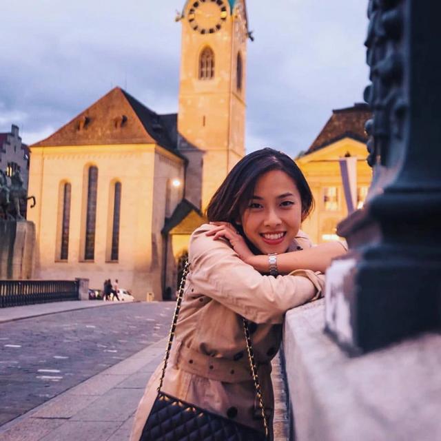 Cô gái 9x gây tiếng vang với triển lãm chiếu cói Việt trên đất Mỹ - 1