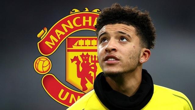 Man Utd chiêu mộ thành công Sancho với giá kỷ lục - 1