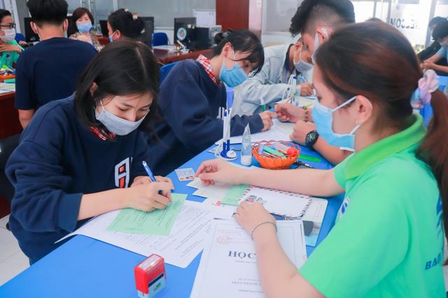 Trường ĐH Công nghiệp Thực phẩm TPHCM công bố điểm trúng tuyển học bạ - 1