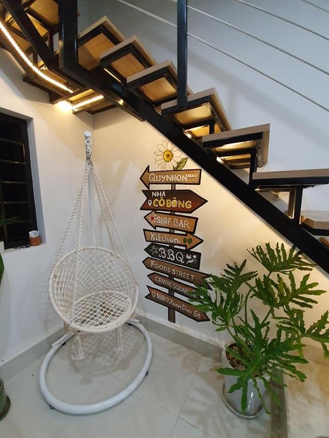 Bỏ Sài Gòn về quê, vợ chồng trẻ chi 200 triệu đồng cải tạo nhà cũ 23m2 - 2