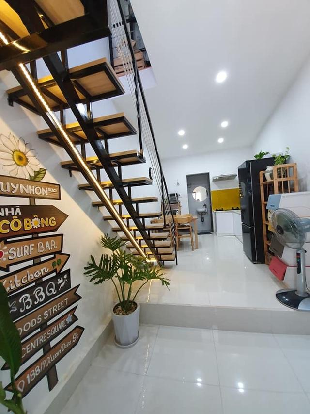 Bỏ Sài Gòn về quê, vợ chồng trẻ chi 200 triệu đồng cải tạo nhà cũ 23m2 - 7