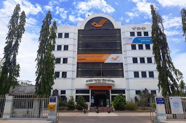 """""""Tuýt còi"""" bưu điện tỉnh Bình Định vì cho thuê đất sai mục đích - 1"""