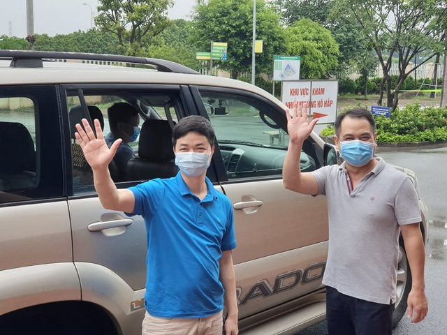Đoàn y bác sĩ Hà Nội, Hải Phòng lên đường đến với tâm dịch Đà Nẵng - 4