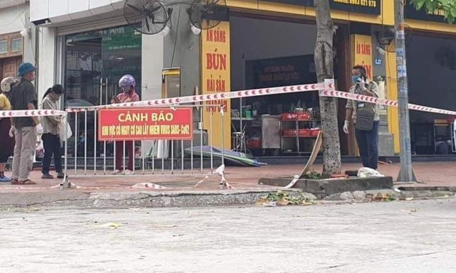 Quảng Ninh: Cách ly 41 người liên quan bệnh nhân Covid-19 ở Bắc Giang - 1