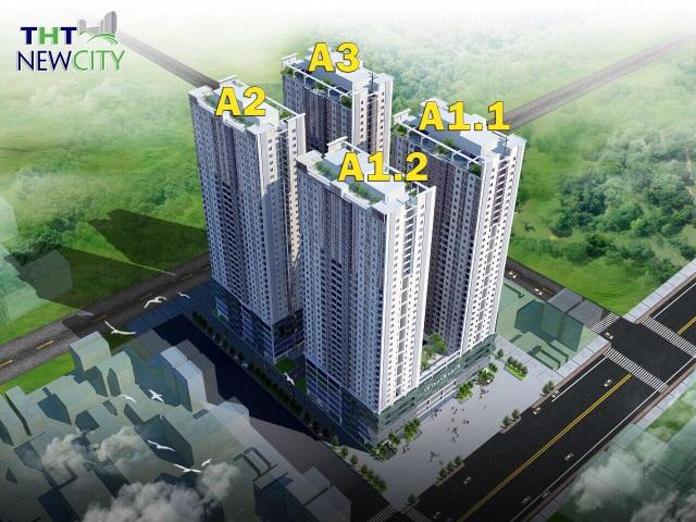 Nhà ở xã hội THT Newcity – An cư cho người thu nhập thấp - 1