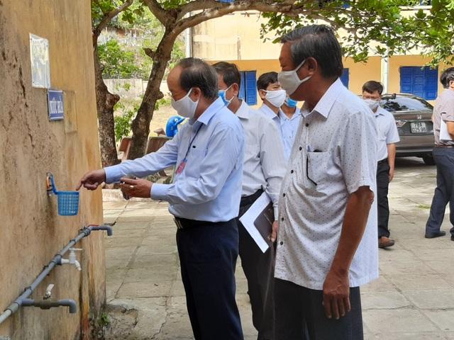 Phú Yên: Đo thân nhiệt bắt buộc và khai báo y tế đối với tất cả thí sinh - 3