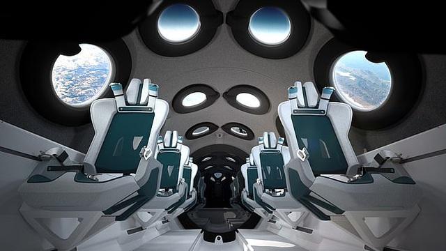 Đặt cọc hơn 5 tỷ đồng cho một chuyến du lịch vũ trụ vào năm 2021 - 2