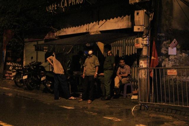 Hà Nội: Phong tỏa, cách ly con ngõ nơi bệnh nhân 714 sinh sống - 6