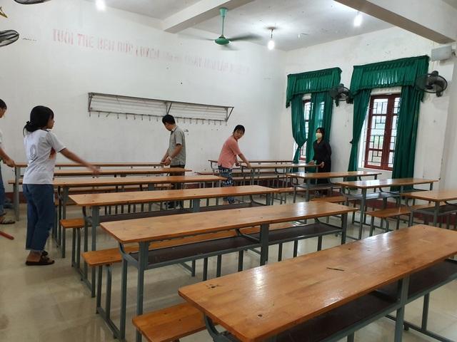 Hà Tĩnh: Lên phương án đảm bảo an toàn cho kỳ thi tốt nghiệp THPT năm 2020 - 2