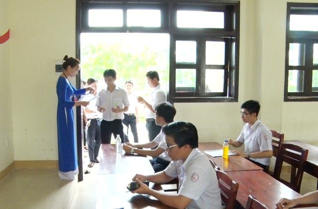 Quảng Nam công bố kế hoạch thi tốt nghiệp THPT năm 2020 - 1