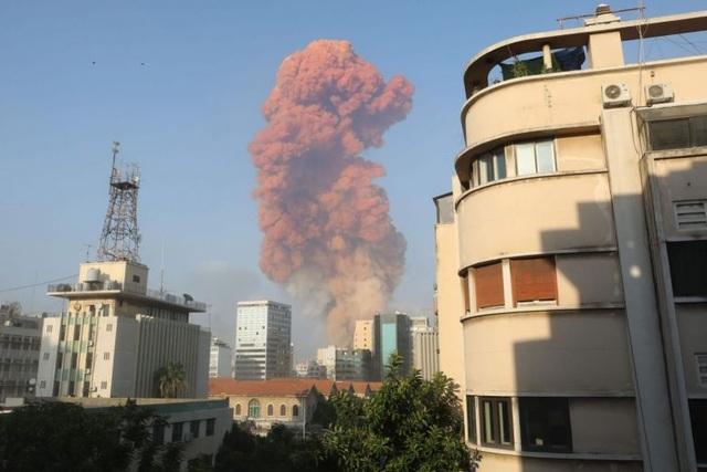 Nổ lớn rung chuyển Li Băng, 78 người chết, hàng nghìn người bị thương - 4