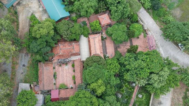 Hà Nội: Ngắm ngôi chùa ở làng ven đô từng xôn xao câu chuyện thánh vật - 3