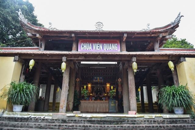 Hà Nội: Ngắm ngôi chùa ở làng ven đô từng xôn xao câu chuyện thánh vật - 7