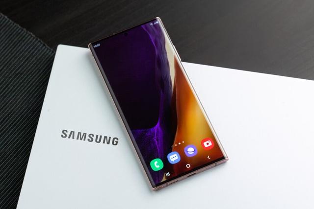 Samsung chính thức trình làng 3 phiên bản Galaxy Note20 - 3