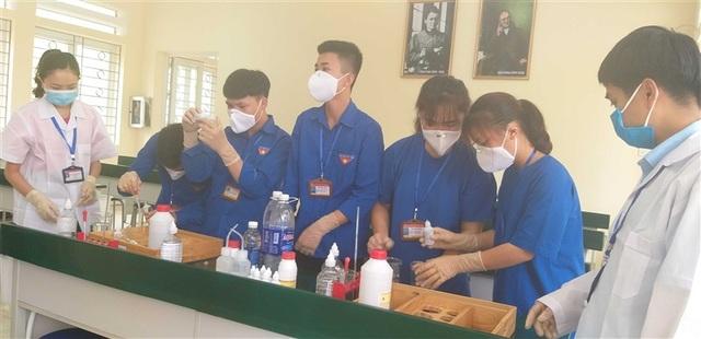 Lào Cai: Nghiêm ngặt phòng chống dịch Covid-19 trong kỳ thi tốt nghiệp THPT - 1