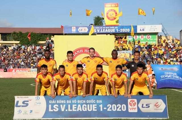 Sở VH-TTDL yêu cầu CLB Thanh Hóa rút lại đơn xin bỏ giải V-League 2020 - 1