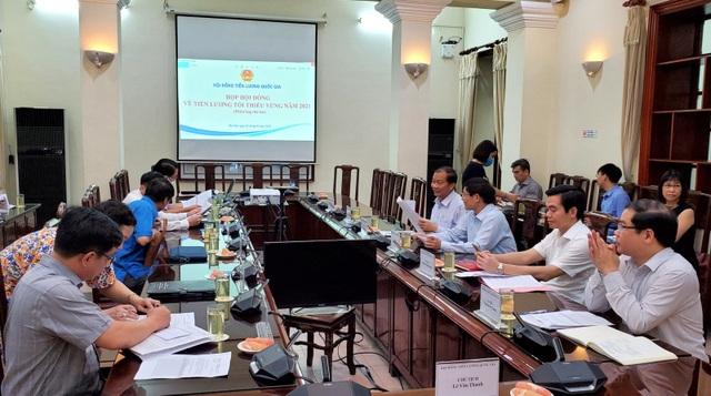Covid-19 tác động tới đàm phán lương tối thiểu 2021 - 2