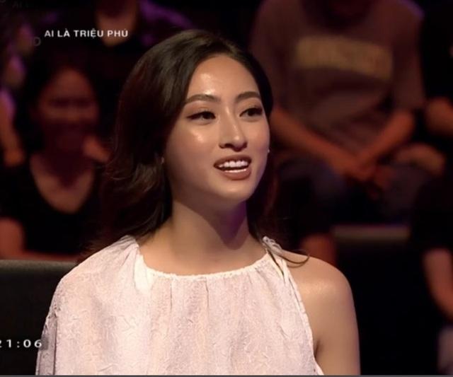 """Lương Thùy Linh bất ngờ ngồi ghế nóng thi """"Ai là triệu phú"""" - 3"""