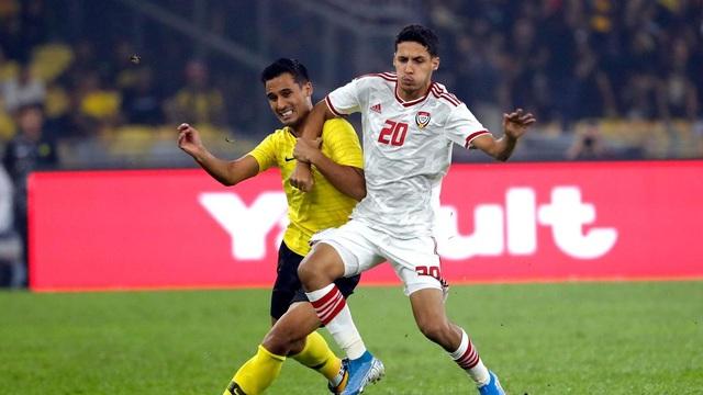 HLV Malaysia e ngại UAE hơn đội tuyển Việt Nam tại vòng loại World Cup - 2