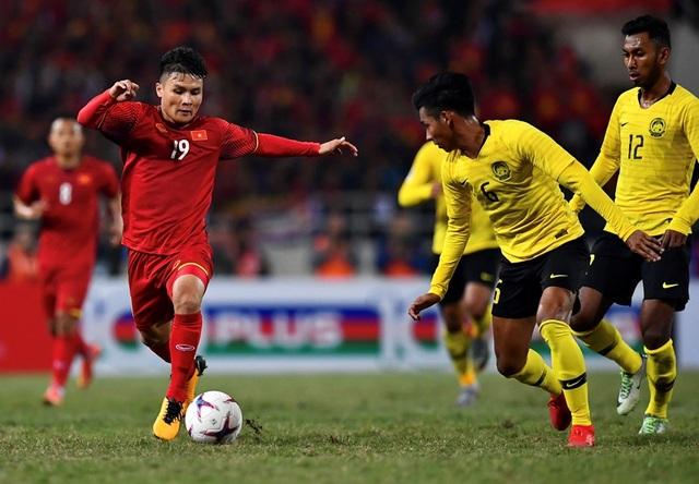 Malaysia lên lịch tập trung, đón đầu đội tuyển Việt Nam - 1