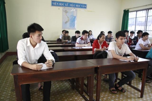Hơn 5.000 thí sinh tại TP Buôn Ma Thuột sẽ thi tốt nghiệp THPT vào đợt 2 - 1