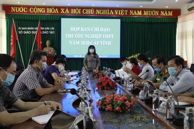 Hơn 5.000 thí sinh tại TP Buôn Ma Thuột sẽ thi tốt nghiệp THPT vào đợt 2 - 2