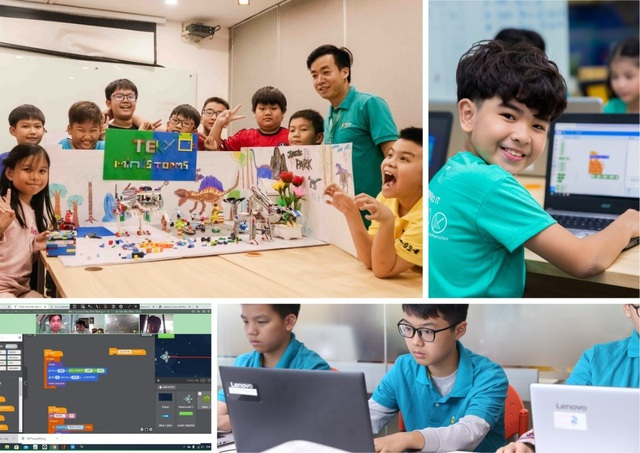 Một mô hình giáo dục Việt Nam được đánh giá cao bởi Tổ chức giáo dục Quốc tế - 1
