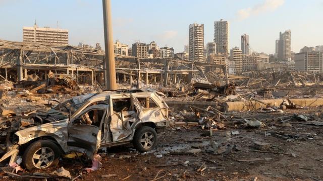 """Vụ nổ khiến 78 người chết tại Li Băng: """"Bom hẹn giờ"""" suốt 6 năm - 4"""