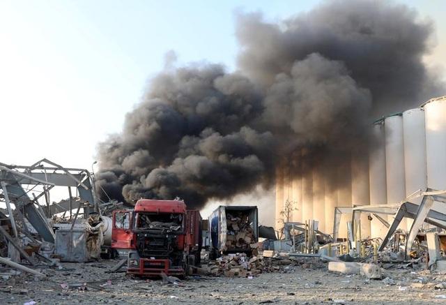 Chủ nhân hụt của 2.700 tấn hóa chất ở Beirut lên tiếng - 1