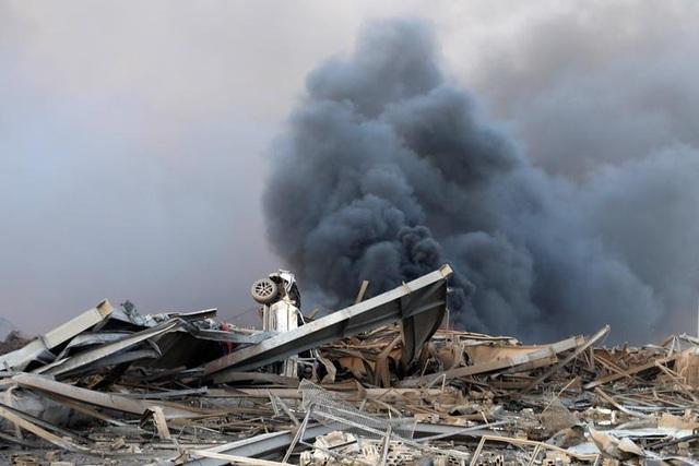 Thảm kịch Beirut: 250.000 người mất nhà cửa, bệnh viện quá tải nạn nhân - 5