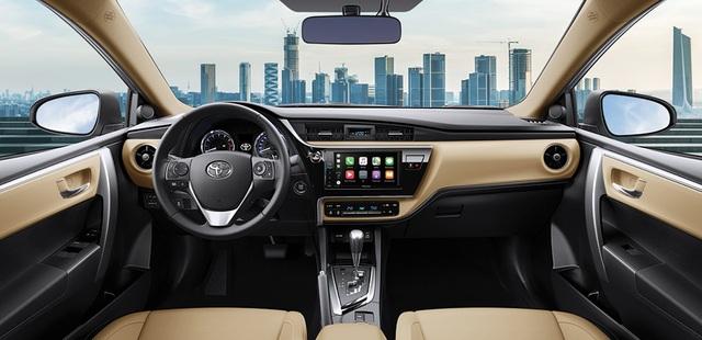 Toyota giảm giá, thêm tiện nghi cho Corolla Altis 2020 - 2