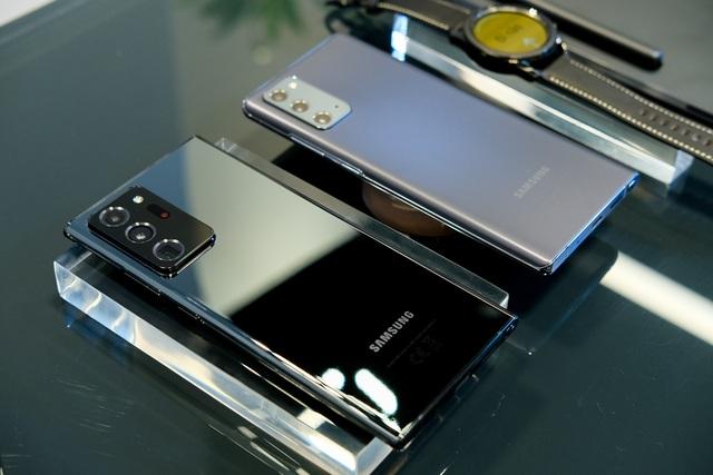 Thực tế bộ đôi Galaxy Note20 và Note20 Ultra tại Việt Nam - 7