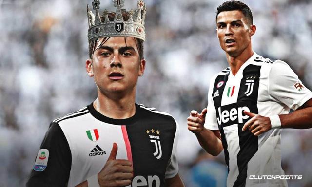 Thi đấu thăng hoa, C.Ronaldo vẫn hụt giải Cầu thủ xuất sắc nhất Serie A - 1