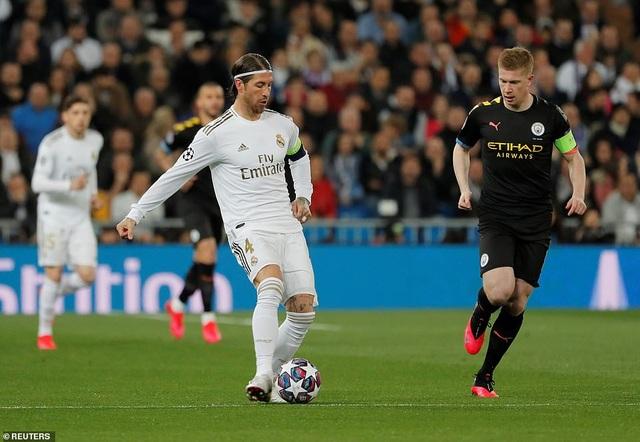 Man City - Real Madrid: Canh bạc tất tay - 2