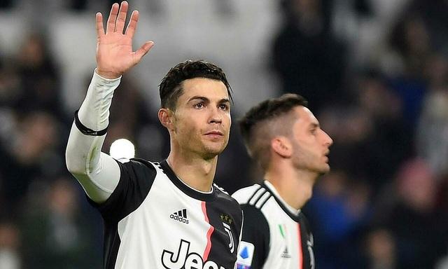 Thi đấu thăng hoa, C.Ronaldo vẫn hụt giải Cầu thủ xuất sắc nhất Serie A - 2
