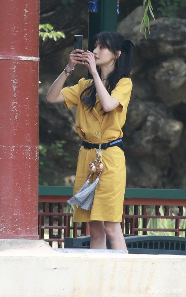 """Nhan sắc thật sự của """"nữ thần thanh xuân"""" Trịnh Sảng - 13"""