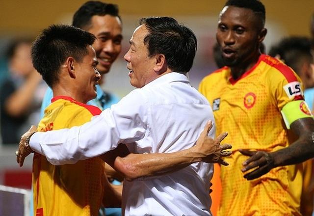 CLB Thanh Hoá tuyên bố bỏ V-League nếu không được hỗ trợ kinh phí - 1