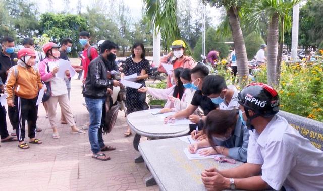 Phú Yên: Đo thân nhiệt bắt buộc và khai báo y tế đối với tất cả thí sinh - 2