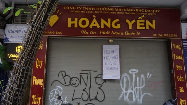 """Làn sóng trả mặt bằng lần 2 ở Hà Nội: Khi đất vàng cũng... """"bật khóc"""" - 6"""