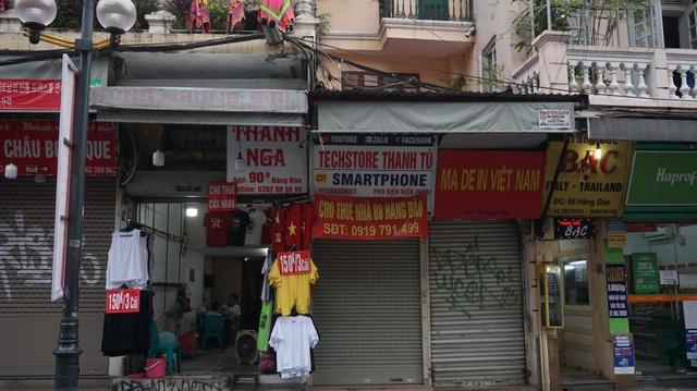 """Làn sóng trả mặt bằng lần 2 ở Hà Nội: Khi đất vàng cũng... """"bật khóc"""" - 8"""