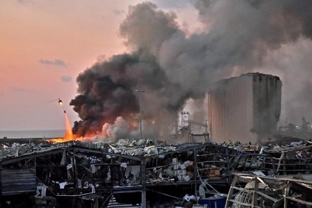 Amoni nitrat - sát thủ thầm lặng trong hàng loạt thảm kịch - 1
