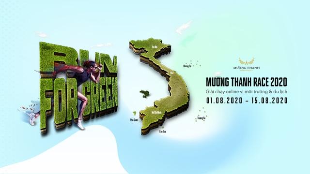 Phần thưởng siêu hấp dẫn từ Run For Green - Giải chạy online vì môi trường - 1