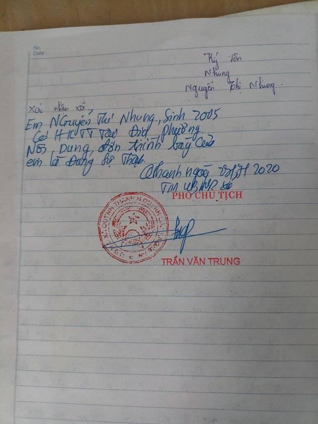 Cô gái viết thư kể gia đình bán lúa cứu mẹ, mong các nhà hảo tâm giúp đỡ - 7
