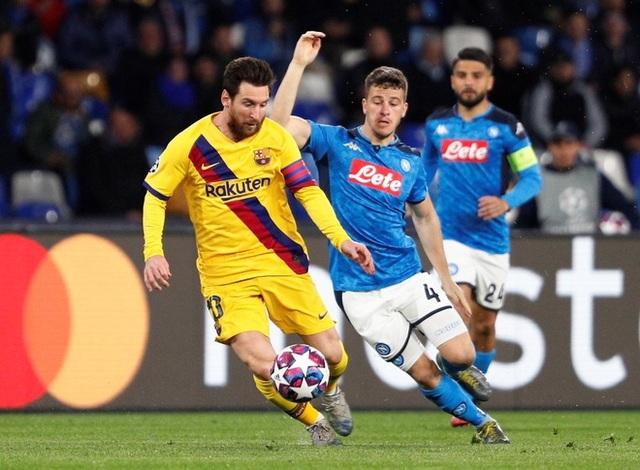 Lượt về vòng 1/8 Champions League: Thời khắc vùng lên - 3