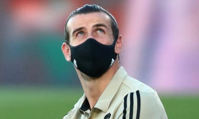 "HLV Zidane ""trảm"" Gareth Bale ở trận gặp Man City - 1"