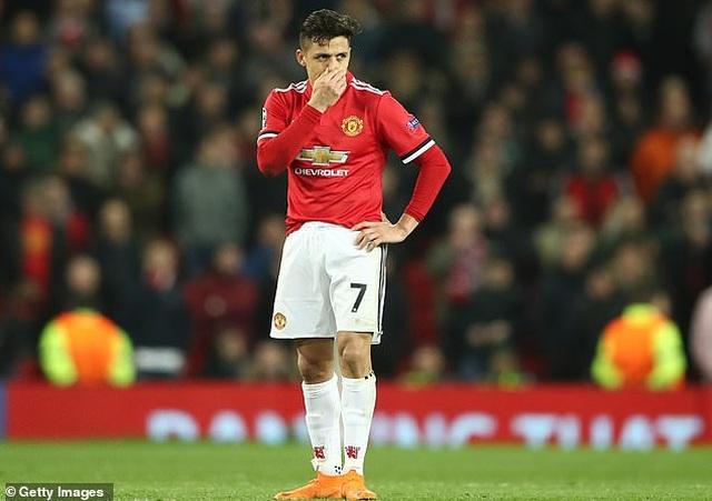 "Man Utd chính thức ""thải loại"" Alexis Sanchez - 2"