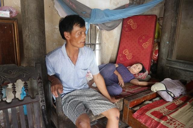 Cô gái viết thư kể gia đình bán lúa cứu mẹ, mong các nhà hảo tâm giúp đỡ - 1