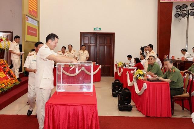 Giám đốc Công an Đồng Nai tái đắc cử Bí thư Đảng ủy Công an tỉnh - 1